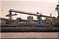 SJ3196 : Aggregates Plant at Seaforth by David Dixon