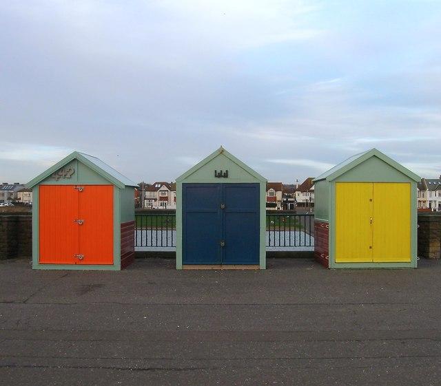 Beach Huts 440-442, Western Esplanade, Hove