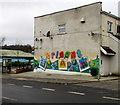 SO2000 : Trinant mural by Jaggery