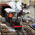 TQ1878 : London Museum of Water & Steam by Peter Trimming