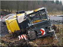 NX5677 : Stuck In A Rut In Galloway - Image #2 by James T M Towill