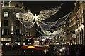 TQ2981 : Regent Street Christmas Lights 2016 by Oast House Archive