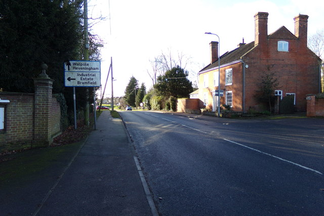 A144 London Road, Halesworth