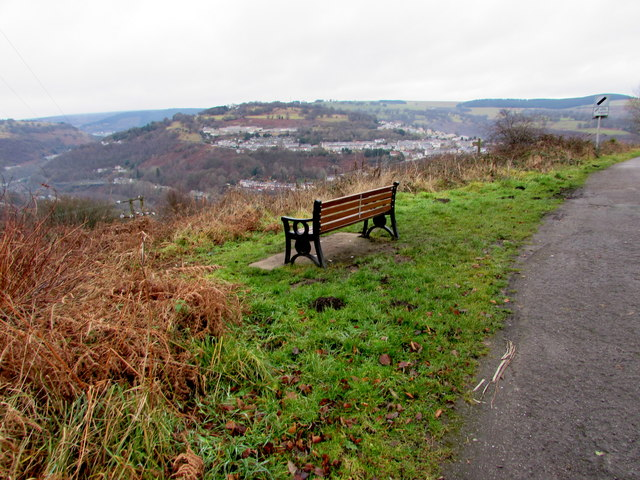 Bench with a view, Trinant