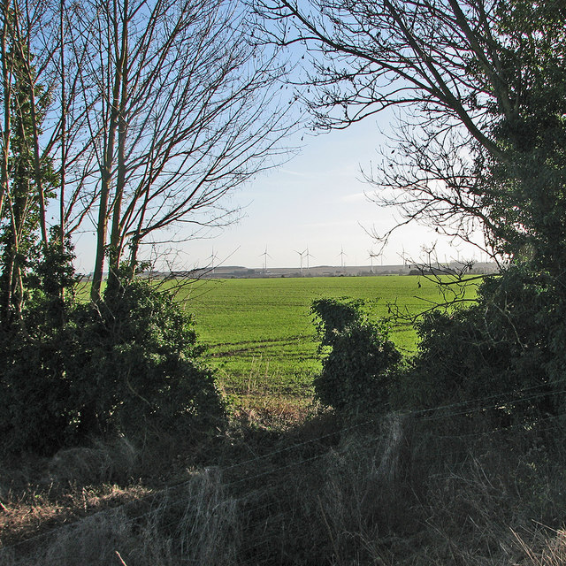 Across the years from Fleam Dyke