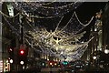 TQ2981 : Regent Street Angel Christmas lights 2016 by Oast House Archive