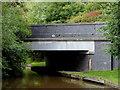 SJ5346 : Quoisley Bridge near Willey Moor in Cheshire by Roger  Kidd