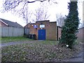 SO8792 : Scout Hut View by Gordon Griffiths