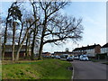 SK5505 : Battersbee Road in New Parks, Leicester by Mat Fascione