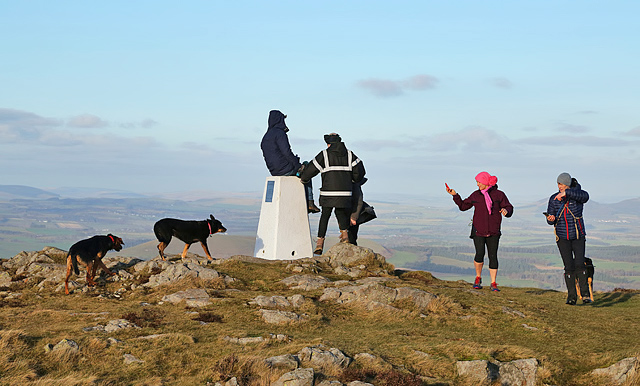 Rubers Law trig point