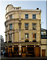 "TQ3182 : ""The Hat and Feathers"" public house, Clerkenwell by Julian Osley"