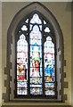 SJ9195 : Christ Church West window by Gerald England