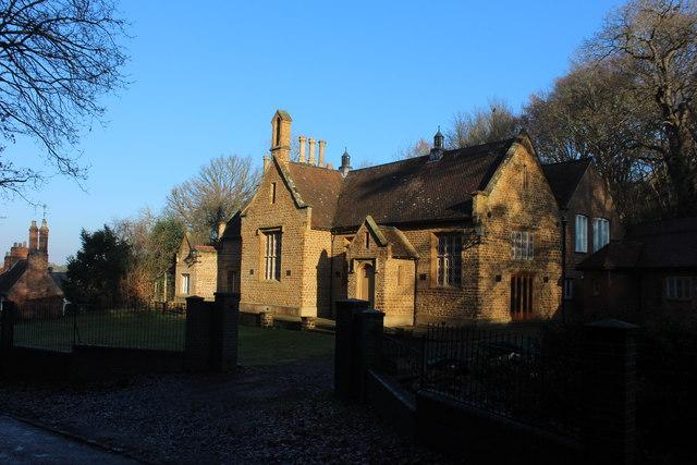 Old school house, Aspley Guise