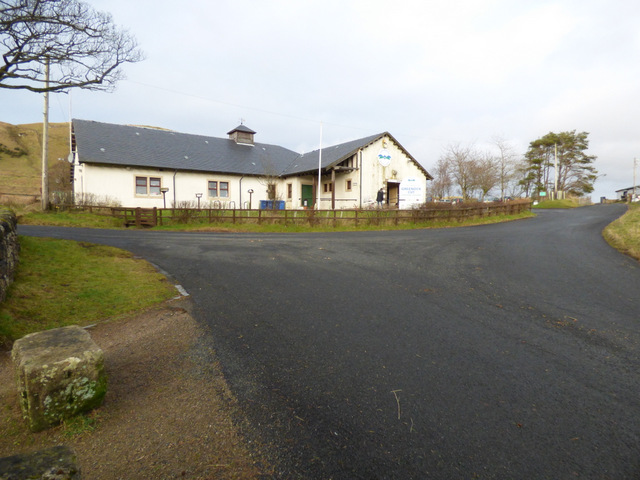 Greenock Cut Visitor Centre