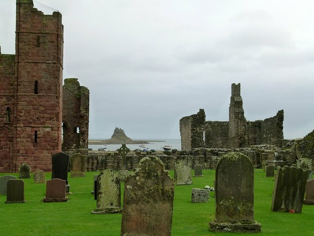 Holy Island history in one view