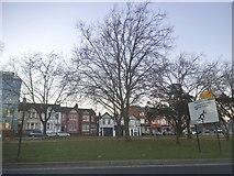 TQ1885 : Small green between Empire Way and Wembley Hill Road by David Howard