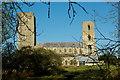 TG1001 : Wymondham Abbey by Tiger