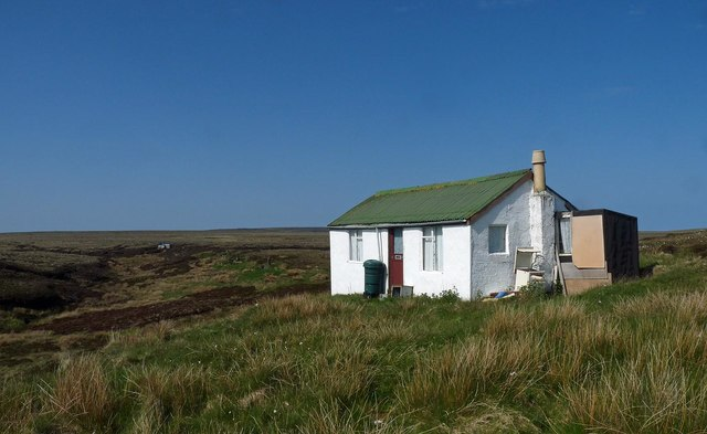Shieling, Airigh A' Bhealaich, Isle of Lewis