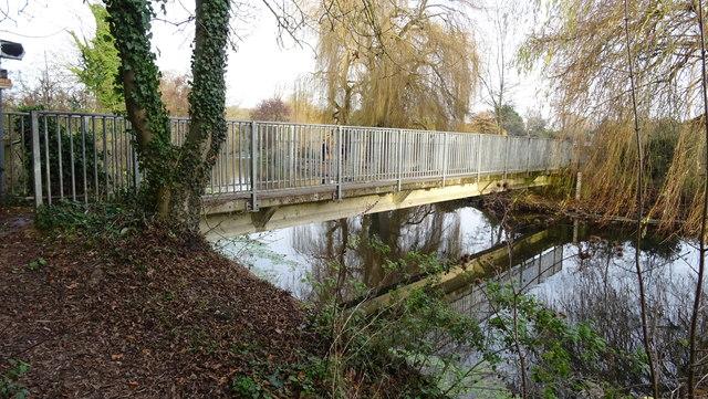 Bridge on the River Colne