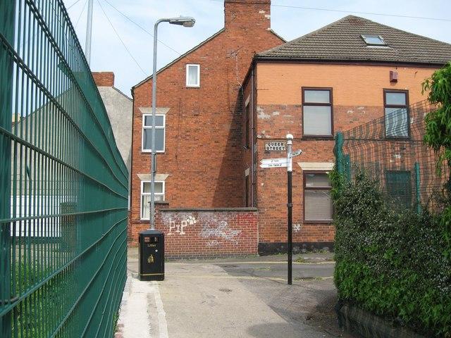Grantham Queen Street 1 - Lincolnshire