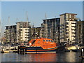 TQ6401 : Eastbourne Lifeboat Diamond Jubilee by David Anstiss