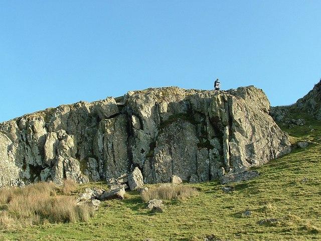 The Quadrocks - Low Crag