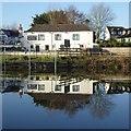 SO9036 : The Fleet Inn, Twyning by Philip Halling