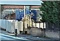 J3474 : The Sandford site, Belfast - January 2017(1) by Albert Bridge