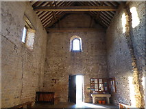 TM0308 : Inside St. Peter-on-the-Wall, Bradwell (ii) by Basher Eyre