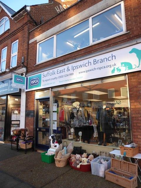 Business premises in Hamilton Road (c)