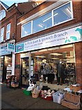 TM3034 : Business premises in Hamilton Road (c) by Basher Eyre