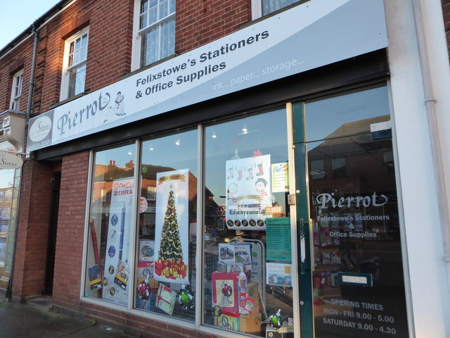 Business premises in Hamilton Road (d)