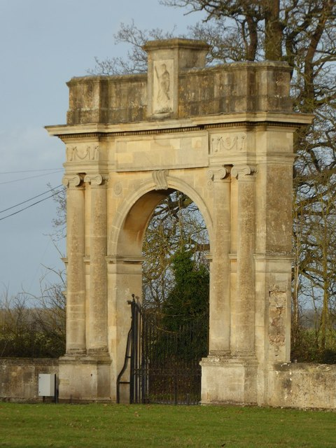 The Pershore Gate, Croome Park