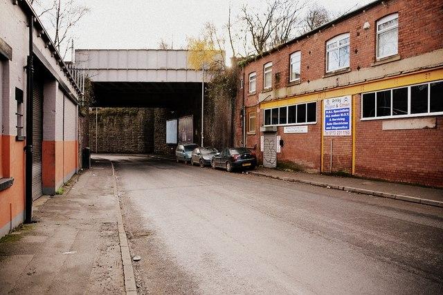 Works, Copley Hill, Leeds