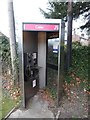 SP8407 : Former KX300 Telephone Kiosk, Butler's Cross by David Hillas