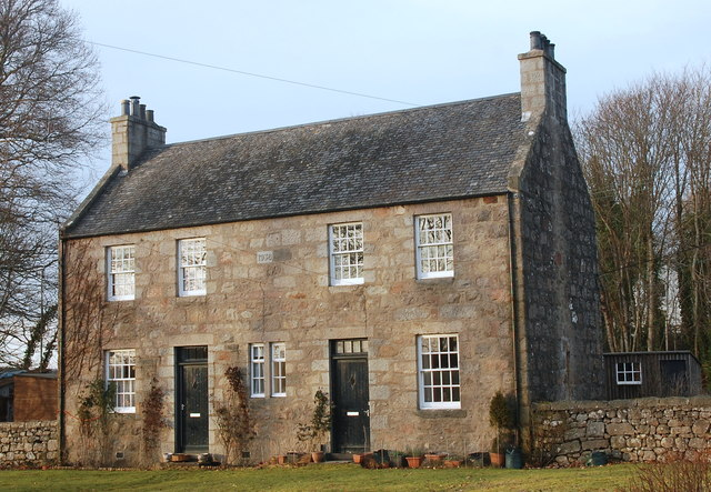 Cottages, Garlogie