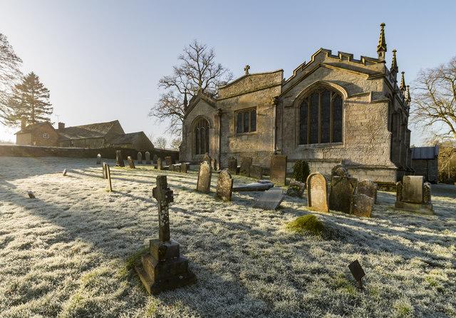 Ss Andrew & Mary church, Stoke Rochford