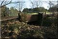 NS5573 : Bridge over the Manse Burn by Richard Sutcliffe