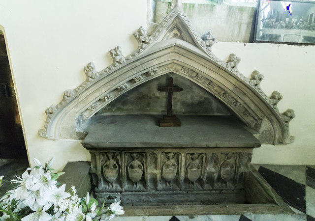 Altar Tomb, Ss Andrew & Mary church, Stoke Rochford