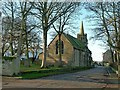 NU2229 : Church of St Ebba, Beadnell by Alan Murray-Rust