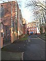 SK5739 : Duke's Place, Hockley, Nottingham 1 by David Hallam-Jones