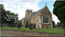 SP7099 : Illston on the Hill, Leics - Church of St Michael & All Angels by Colin Park