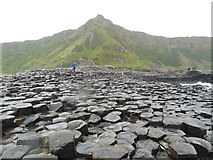 C9444 : Aird Snout and the Giant's Causeway by David Hillas