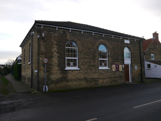 Scothern, Methodist Chapel