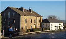 SE0188 : Ex-youth hostel at Aysgarth by Trevor Littlewood