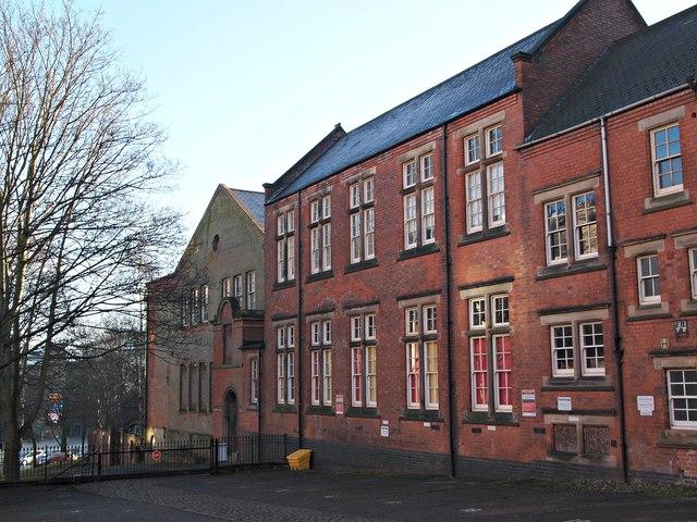 Duke's Place, Hockley, Nottingham 1