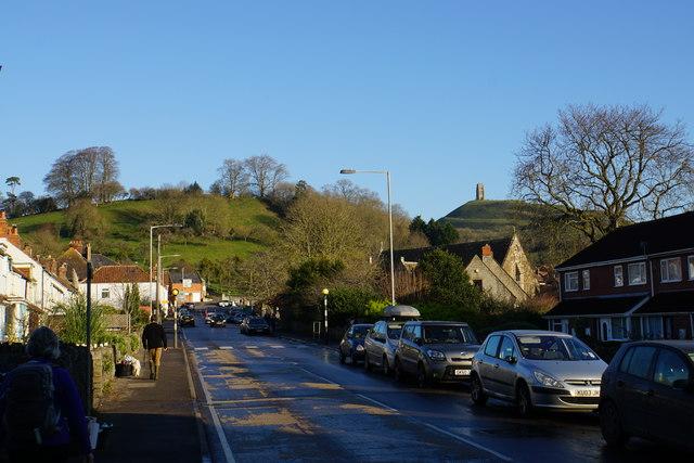 Bere Lane, Glastonbury