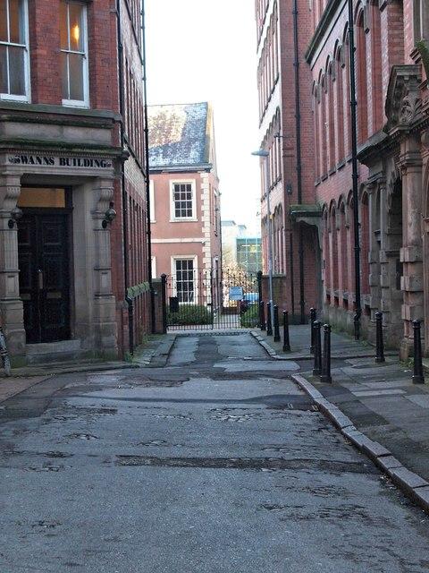 Plumptre Place, Hockley, Nottingham 1