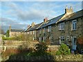NU1301 : Wardle Terrace, Longframlington by Alan Murray-Rust