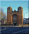 TQ3379 : Roman Catholic Church of The Most Holy Trinity, Bermondsey by Julian Osley